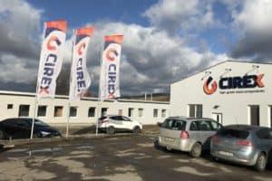 cirex slovakia finishing