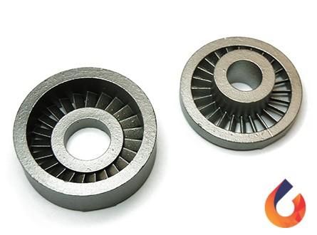 Rotor Stator Feinguss
